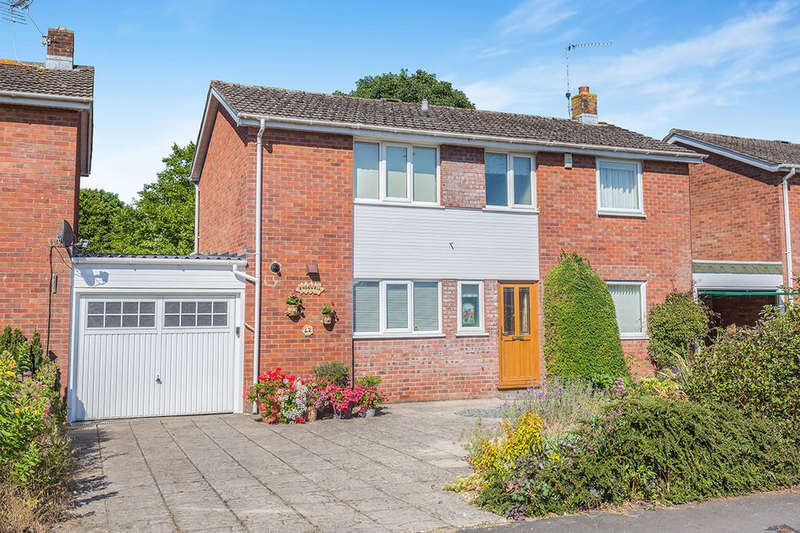 4 Bedrooms Detached House for sale in Stowey Road, Yatton, Bristol, BS49