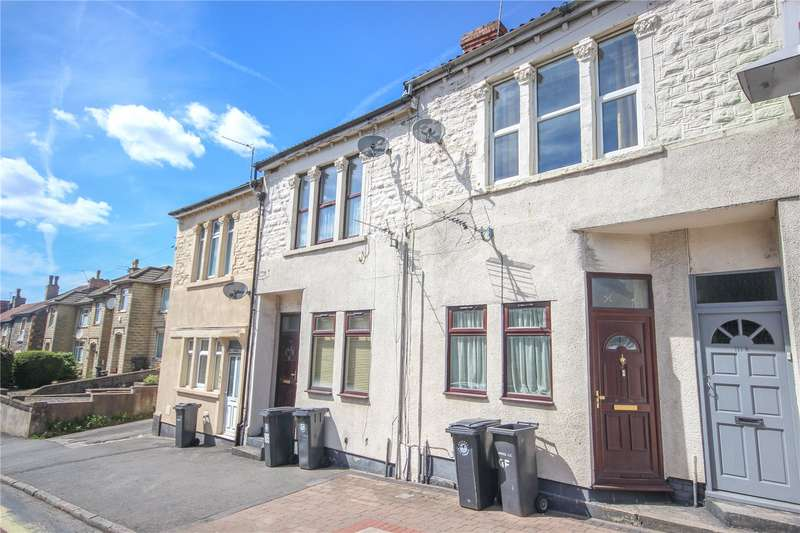 2 Bedrooms Maisonette Flat for sale in Bell Hill Road St George Bristol BS5