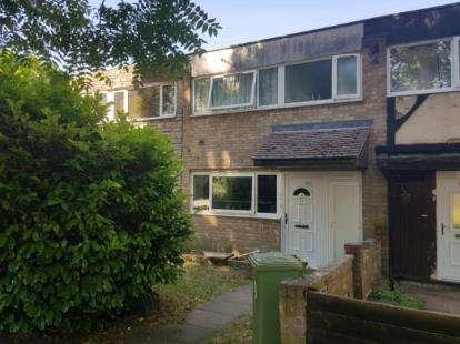 3 Bedrooms Terraced House for sale in Melfort Drive, Bletchley, Milton Keynes, Buckinghamshire