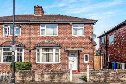3 Bedrooms Semi Detached House for sale in Hampden Road, Sale, Trafford, Greater Manchester