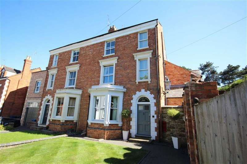 5 Bedrooms Semi Detached House for sale in Fairview Road, Banbury, Oxfordshire, OX16