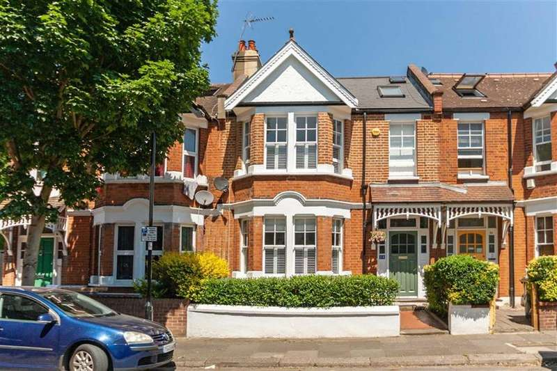 4 Bedrooms Terraced House for sale in Summerlands Avenue, London
