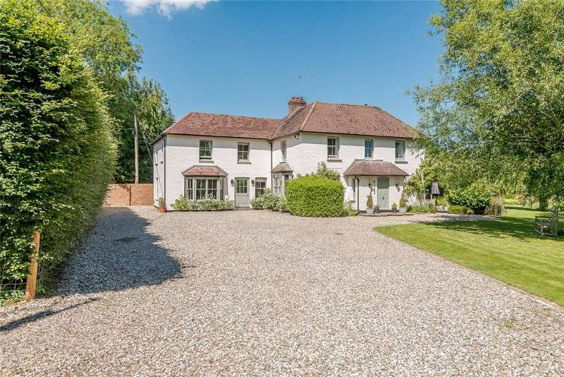 6 Bedrooms Detached House for sale in Westbrook, Newbury, Berkshire