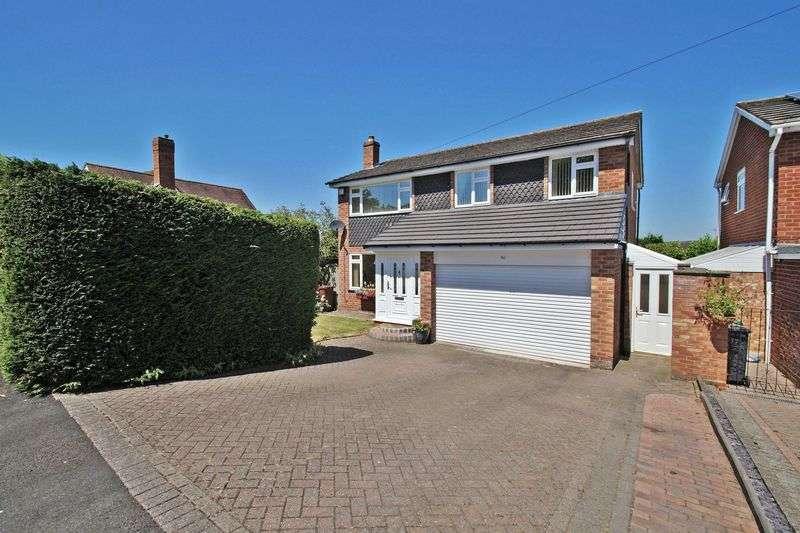 4 Bedrooms Property for sale in Kidderminster Road, Bromsgrove