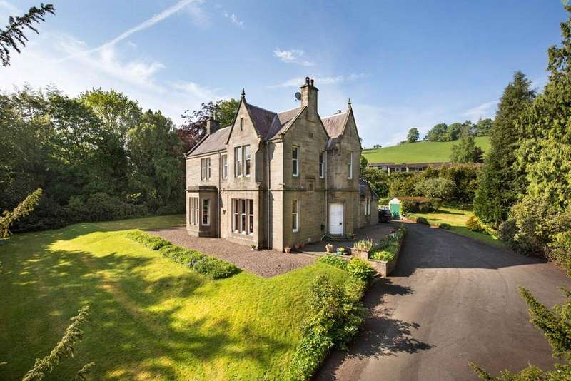 5 Bedrooms Detached House for sale in Abbotsford Road, Galashiels, Scottish Borders, TD1