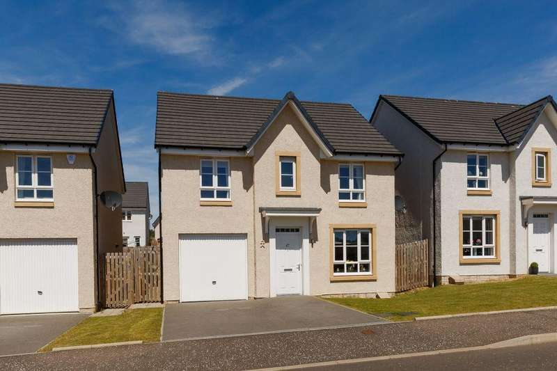 4 Bedrooms Detached Villa House for sale in 47 Todshaugh Gardens, Kirkliston, EH29 9GE
