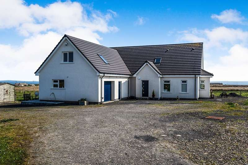 5 Bedrooms Detached House for sale in Auckengill, Wick, KW1
