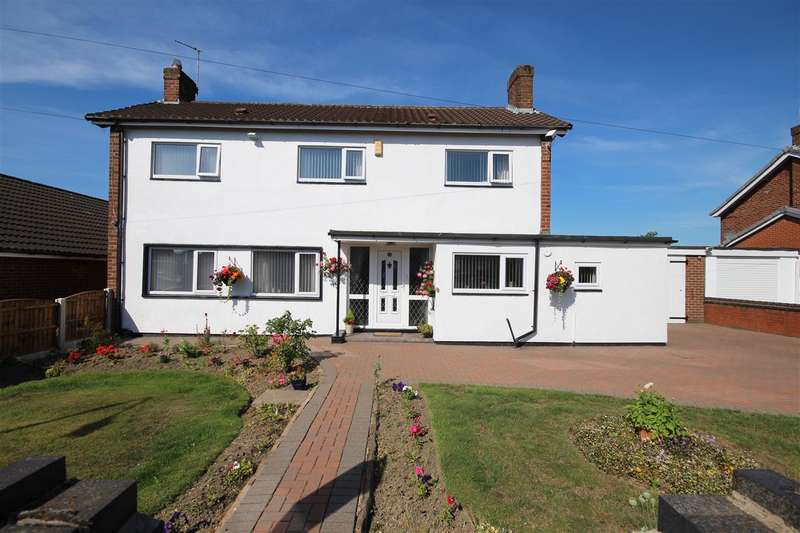 3 Bedrooms Detached House for sale in Charter Park, Ilkeston
