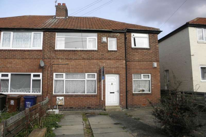 3 Bedrooms Flat for sale in Ravenburn Gardens, Newcastle Upon Tyne, NE15