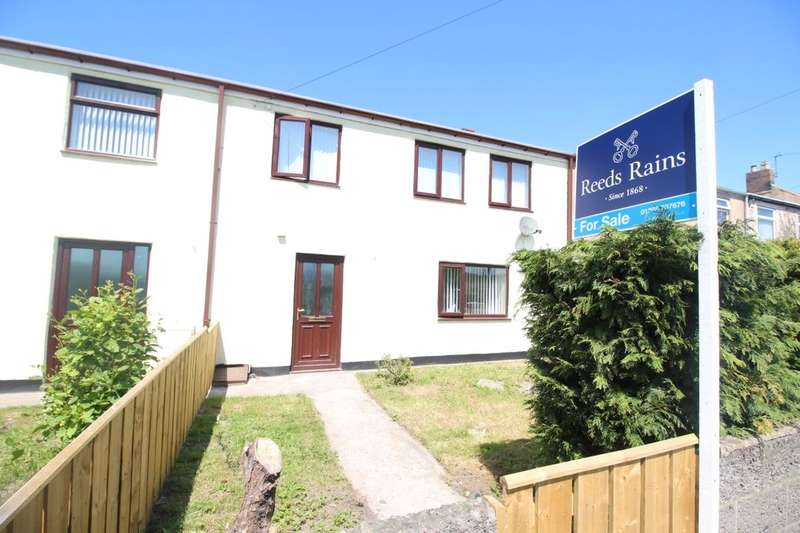 4 Bedrooms Terraced House for sale in Browns Houses, Tow Law, Bishop Auckland, DL13