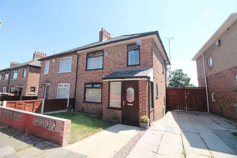 3 Bedrooms Semi Detached House for sale in Gardner Avenue, BOOTLE, Merseyside