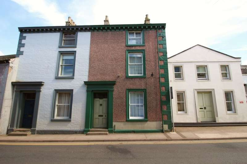 4 Bedrooms Property for sale in West Street, Wigton, CA7