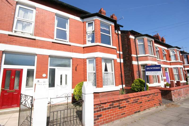 4 Bedrooms Semi Detached House for sale in Grosvenor Street, Wallasey, CH44 1AG