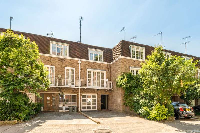 5 Bedrooms Terraced House for sale in Holland Park Road, Holland Park, W14