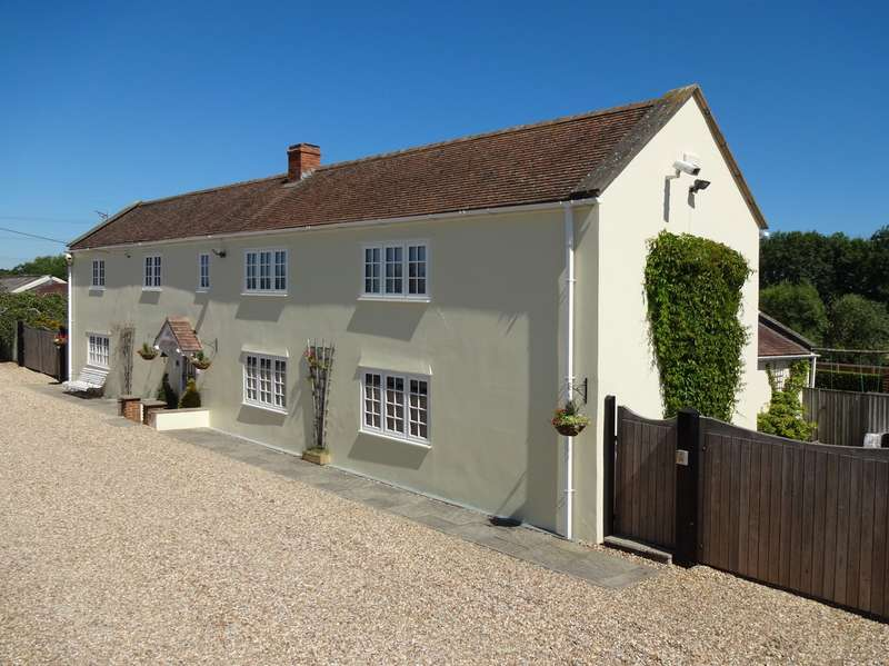 5 Bedrooms Detached House for sale in Newpool, Southwick, BA14