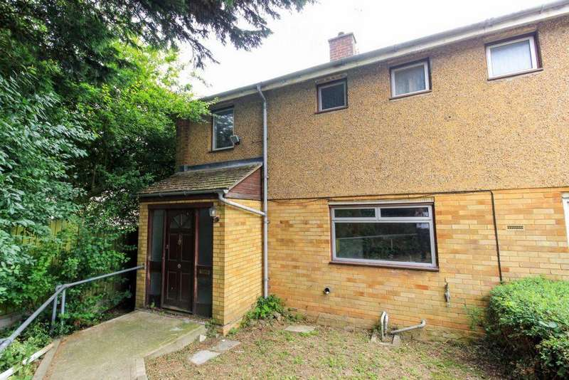 3 Bedrooms End Of Terrace House for sale in The Downs, Hatfield, AL10