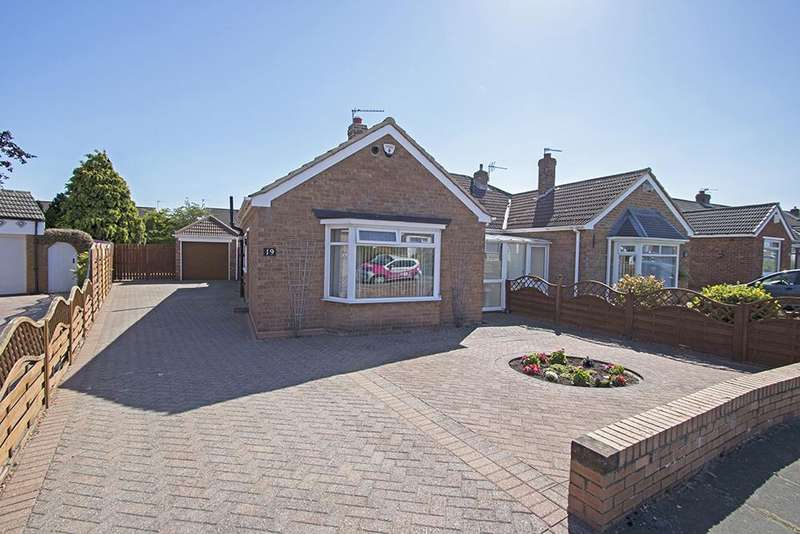2 Bedrooms Semi Detached Bungalow for sale in Blue Bell Grove, Brookfield TS5