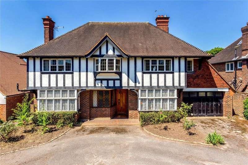 4 Bedrooms Detached House for sale in Heath Drive, Sutton, Surrey, SM2