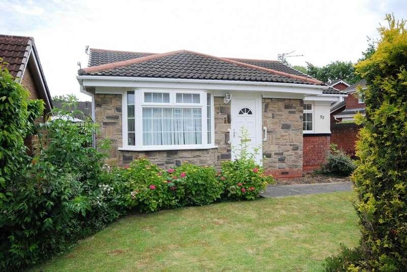 2 Bedrooms Bungalow for sale in Marina View, Hebburn