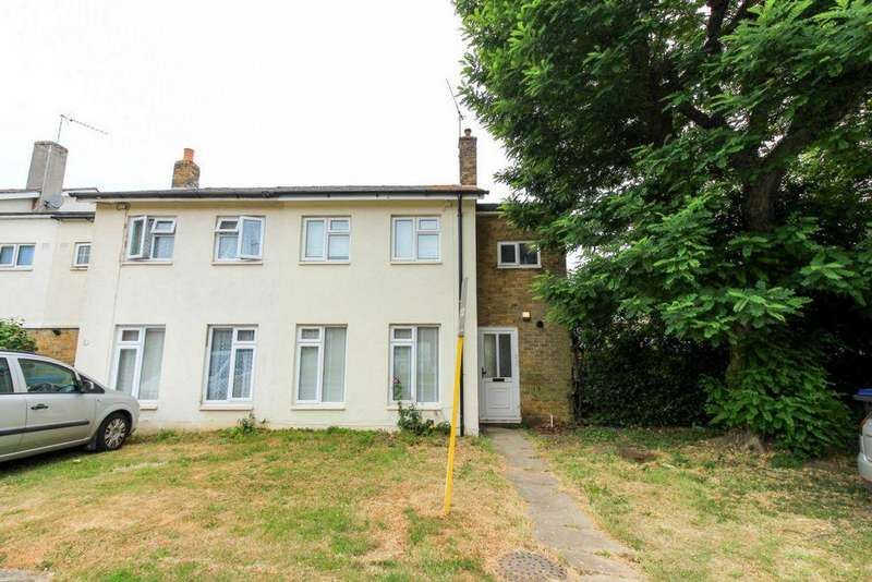 2 Bedrooms End Of Terrace House for sale in Briars Wood, Hatfield, AL10