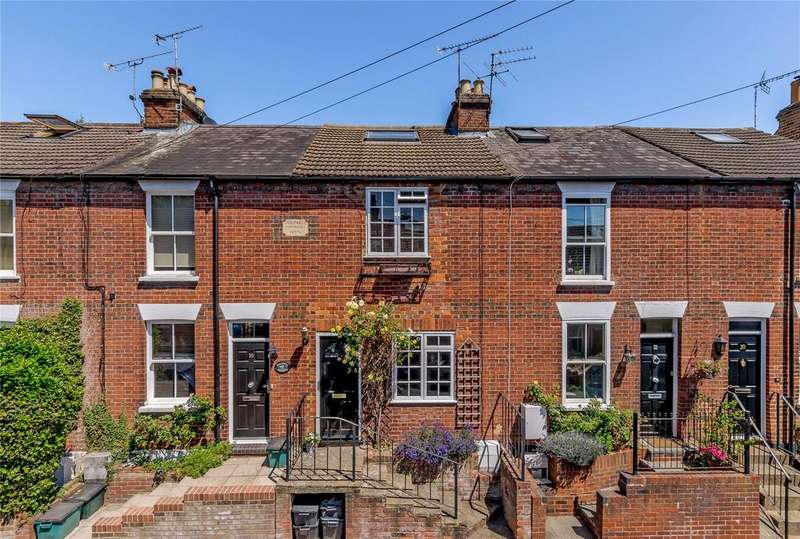 2 Bedrooms Terraced House for sale in Bardwell Road, St. Albans, Hertfordshire