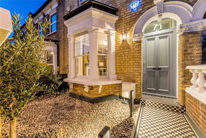 4 Bedrooms Terraced House for sale in Henslowe Road, East Dulwich, London, SE22