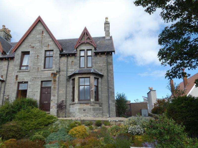 3 Bedrooms Semi Detached House for sale in Rose Street, Thurso
