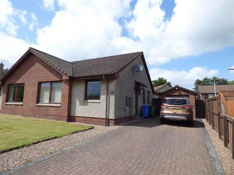 2 Bedrooms Bungalow for sale in Edenbank Road, Cupar, Fife