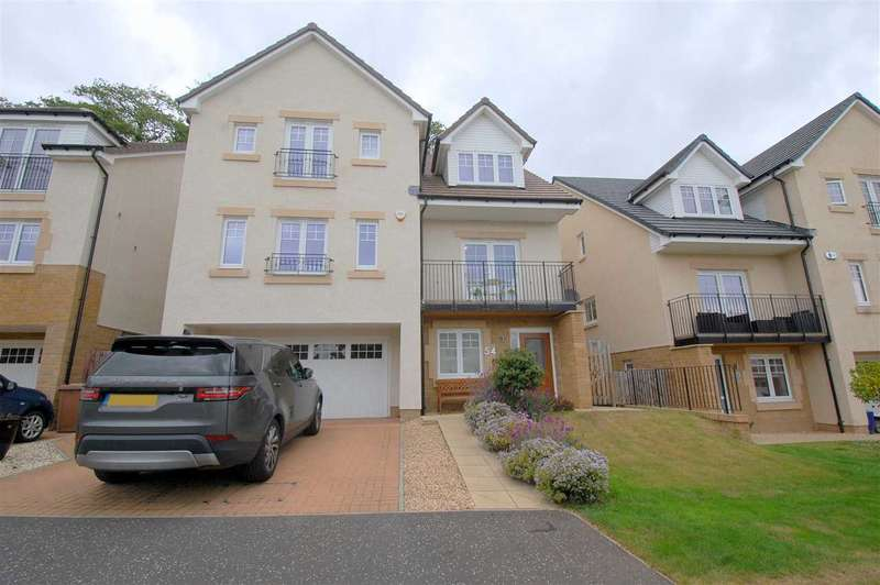 5 Bedrooms Detached Villa House for sale in Inchgarvie Avenue, Burntisland