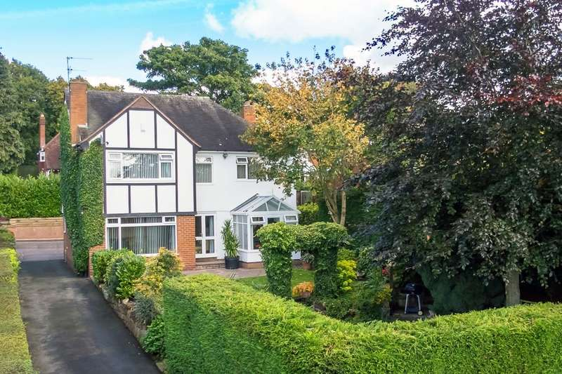 3 Bedrooms Detached House for sale in Sandy Lane, Shoal Hill, Cannock, WS11