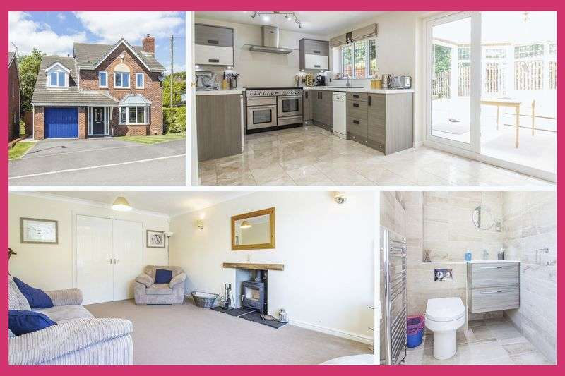 4 Bedrooms Property for sale in Bethesda Close Rogerstone, Newport