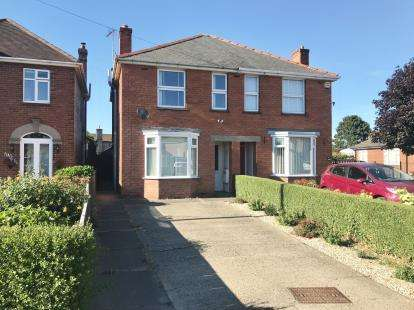 3 Bedrooms Semi Detached House for sale in Freiston Road, Boston, Lincolnshire, England