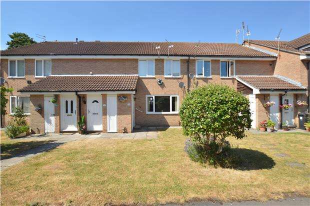 2 Bedrooms Flat for sale in Canterbury Close, Yate, BRISTOL, BS37 5TY