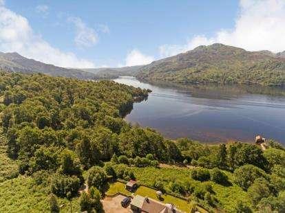 5 Bedrooms Detached House for sale in Loch Katrine, Callander