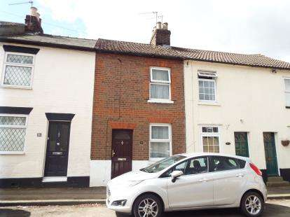 2 Bedrooms Terraced House for sale in Summer Street, Slip End, Luton, Bedfordshire