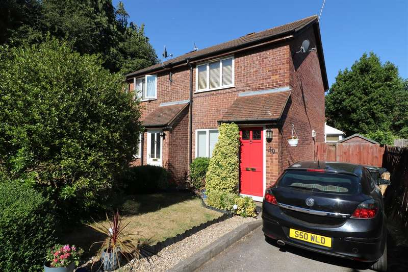 2 Bedrooms End Of Terrace House for sale in Flodden Drive, Calcot, Reading