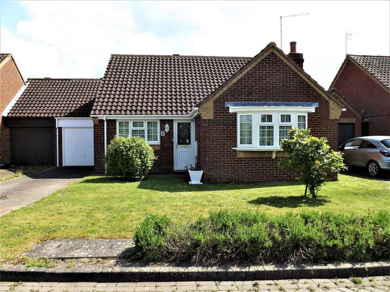 2 Bedrooms Bungalow for sale in Wesley Road, Whaplode