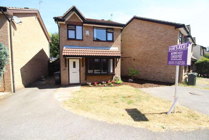 3 Bedrooms Detached House for sale in Beardsley Road, Quorn