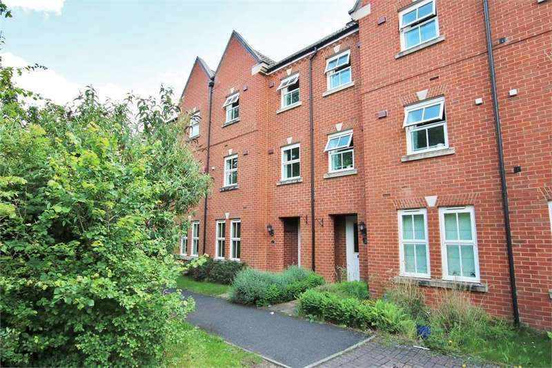 4 Bedrooms Terraced House for sale in Victoria Walk, WOKINGHAM, Berkshire
