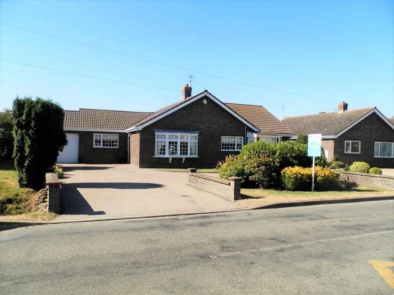 3 Bedrooms Detached Bungalow for sale in School Road, West Walton, Wisbech