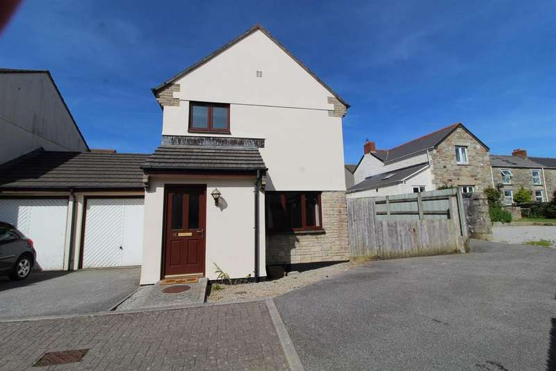 3 Bedrooms Link Detached House for sale in Park An Harvey, Helston