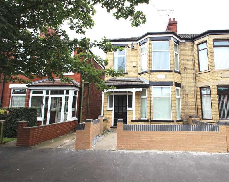 3 Bedrooms Semi Detached House for sale in Inglemire Avenue, Hull