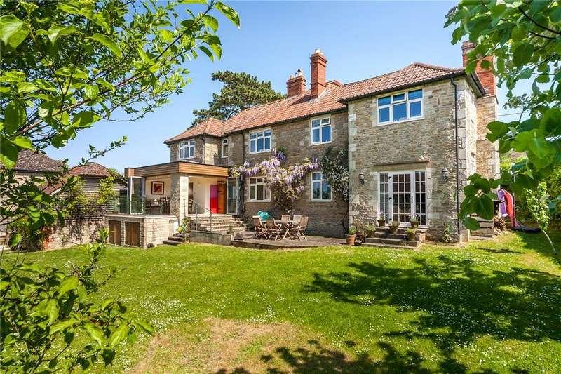 5 Bedrooms Detached House for sale in Seend Cleeve, Seend, Wiltshire, SN12