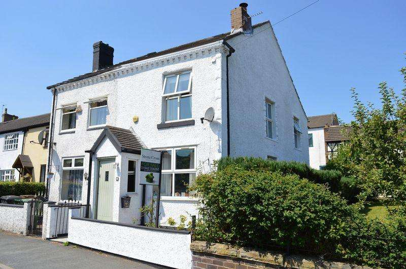 3 Bedrooms Cottage House for sale in Bridge Street, Golborne, WA3 3QB
