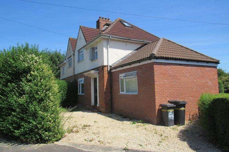 3 Bedrooms Semi Detached House for sale in Newbury Road,Horfield, Bristol