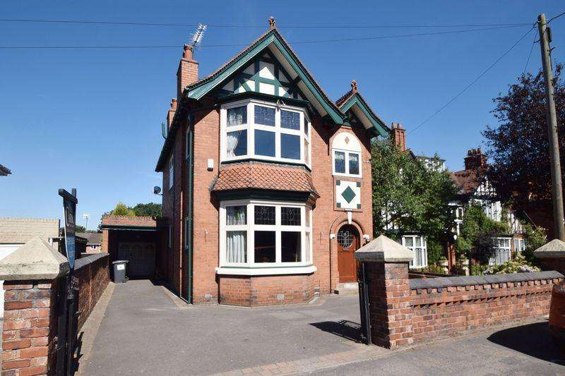 4 Bedrooms Detached House for sale in Station Street, Cheslyn Hay