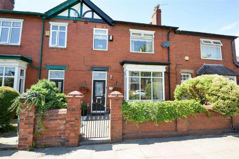 3 Bedrooms Terraced House for sale in Mesnes Road, Swinley, Wigan, WN1