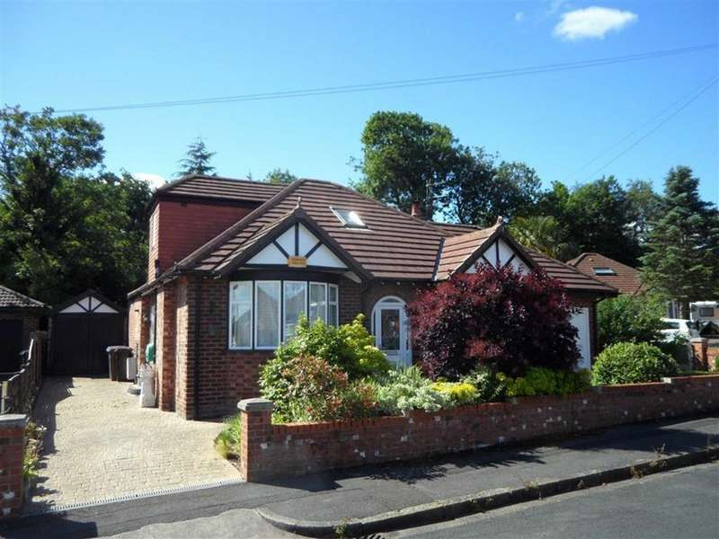 3 Bedrooms Detached Bungalow for sale in Malvern Avenue, Gatley