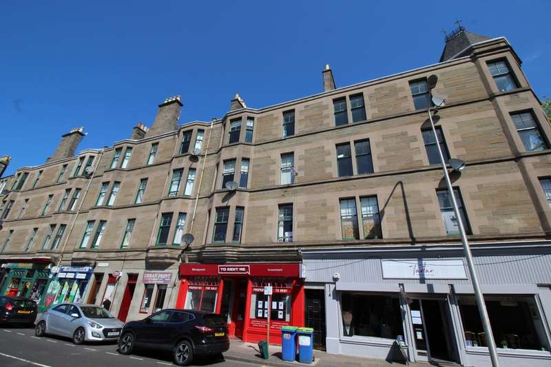 2 Bedrooms Flat for sale in Perth Road, DUNDEE, DD1
