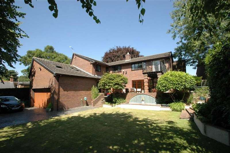5 Bedrooms Detached House for sale in Pant Lane, Gresford
